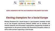 EAPN calls on European Parliament Candidates to make the fight against poverty, social exclusion and inequalities a priority item on the European agenda.