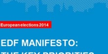 The European Disability Forum is an independent NGO that represents the interests of 80 million Europeans with disabilities. This outlines its manifesto for EP2014.