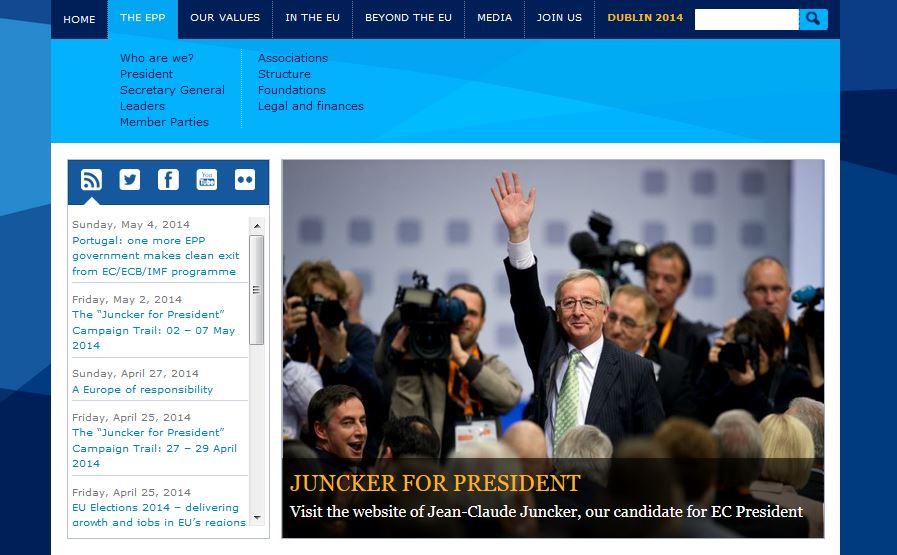 EPP Website
