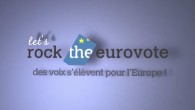 Rock the Euro Vote is a French-language initiative by Europeens Sans Frontieres/Letmevote through which artists and intellectuals fight against voter abstention in the European elections.